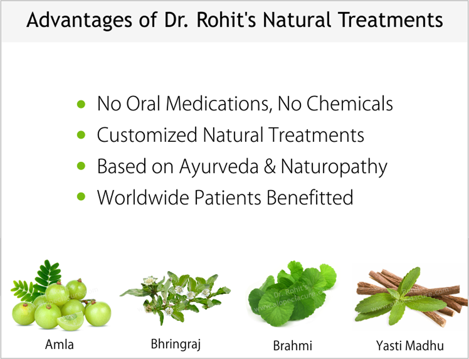 Conventional modern treatments
