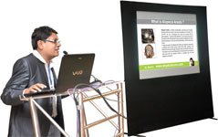 dr rohit shah - conference