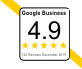 Google Rating - 4.9 - Alopecia Treatment Center