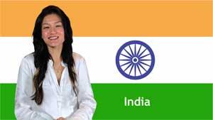 Diana Chang, India