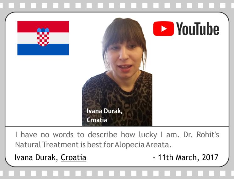 Ivana Durak, Croatia