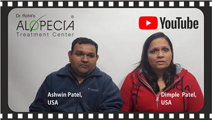 Dimple & Ashwin Patel